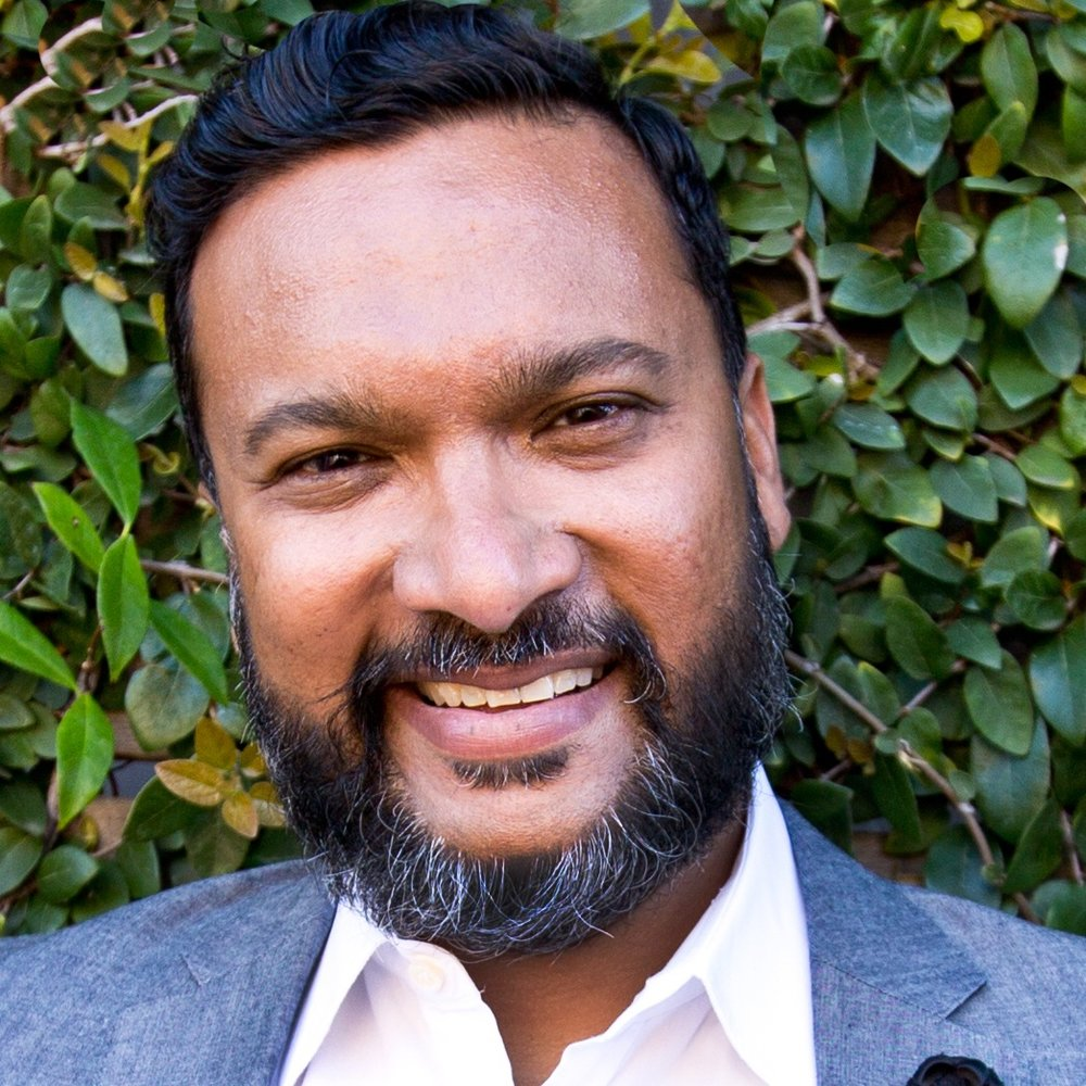"Afdhel Aziz    Co-Author,  ""Good Is the New Cool"";  Chief Purpose Officer,  Conspiracy of Love"
