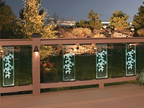 Outdoor Deck Lighting. Renewit Decks Has Expanded Our Lighting Offerings To  Cover The Whole Landscape