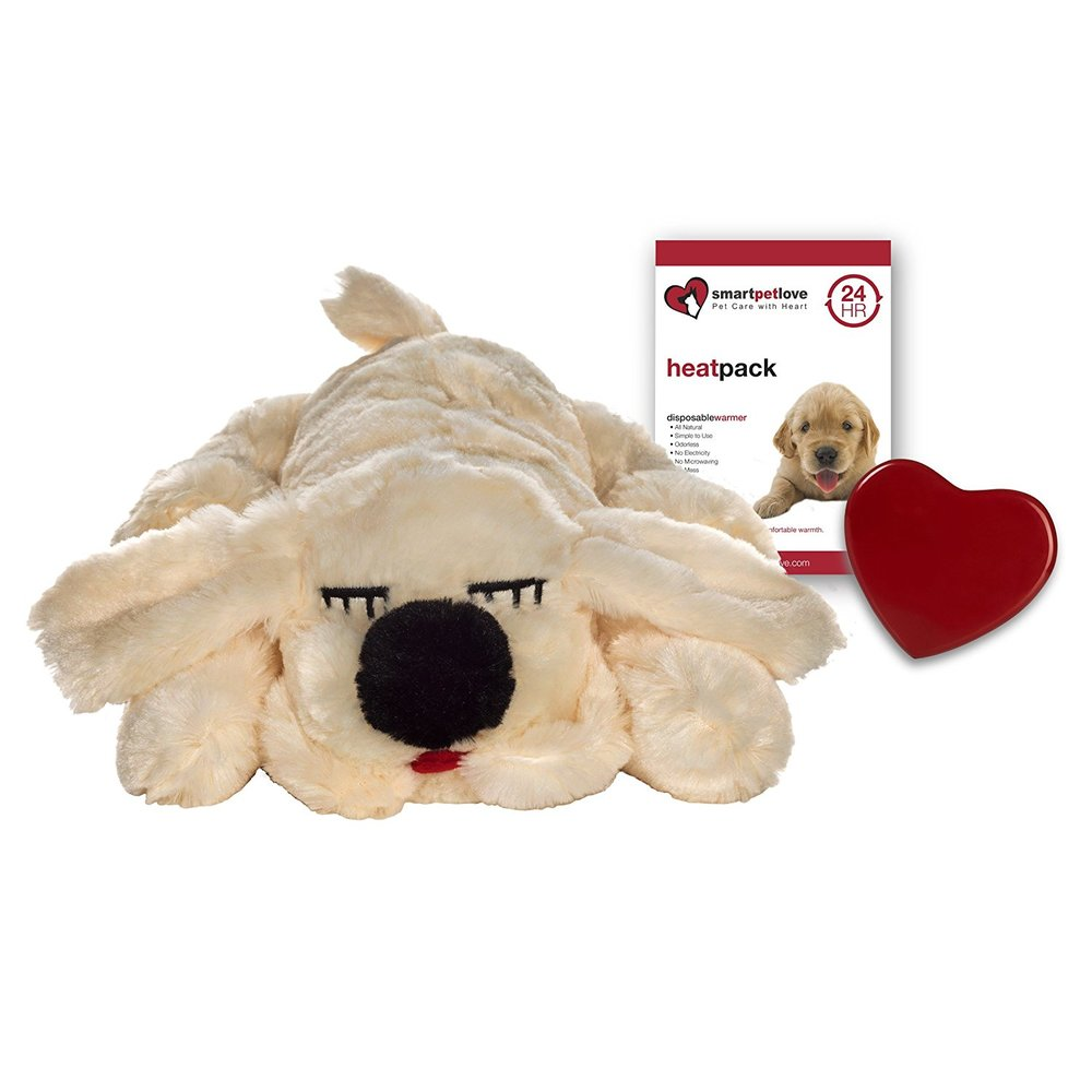 """Snuggle Puppy & 30"""" Crate Included! -"""