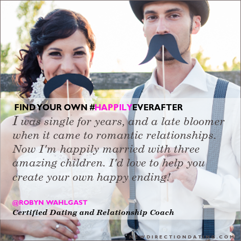Find your own happily ever after