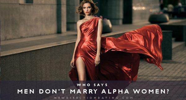Alpha women dating