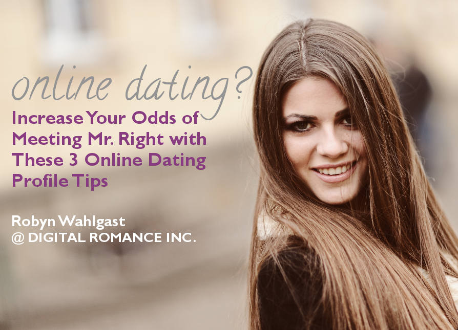 Tips for online dating profile photos