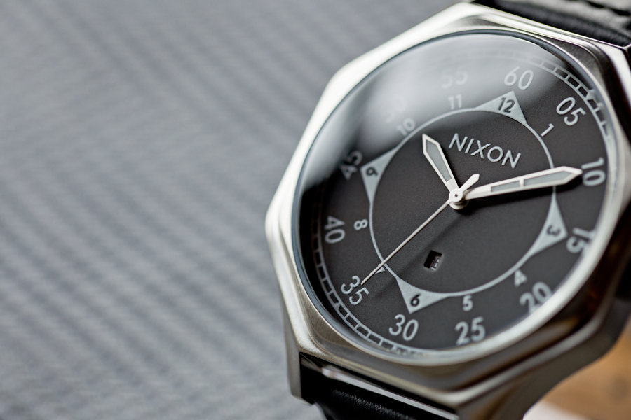 The Falcon. Dial design only.