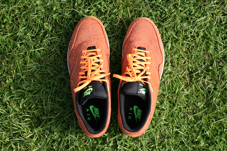 f40787450d0 10. 04. 13 / Nike Sportswear Orange Leopard Pack. — David Whetstone ...
