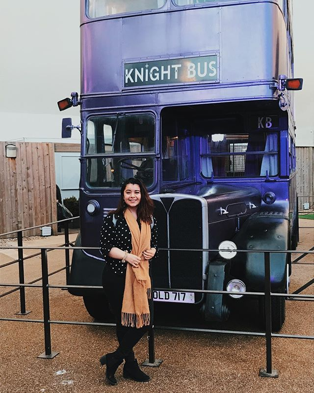 All aboard the Knight Bus 🔮