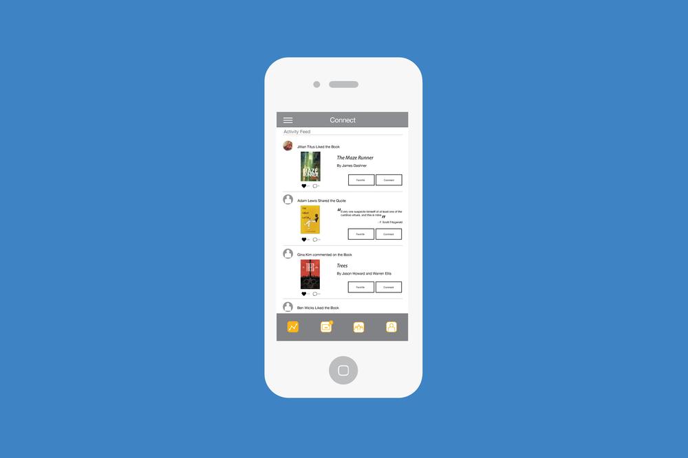 UX Design |Kindle Connect