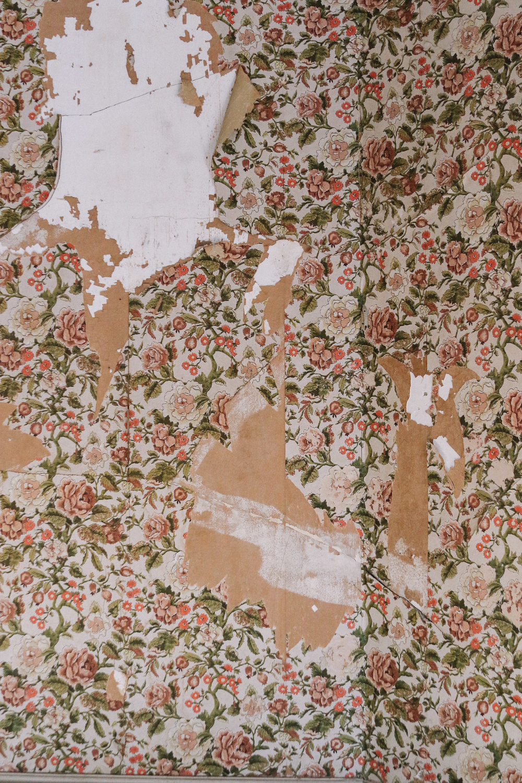 Wallpaper - Old Bronson House