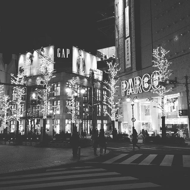 やっぱ渋谷が落ち着くんだよねーなんだろねー あと20年はここにいる気がするー  #shibuya #parco #crossing #instagood