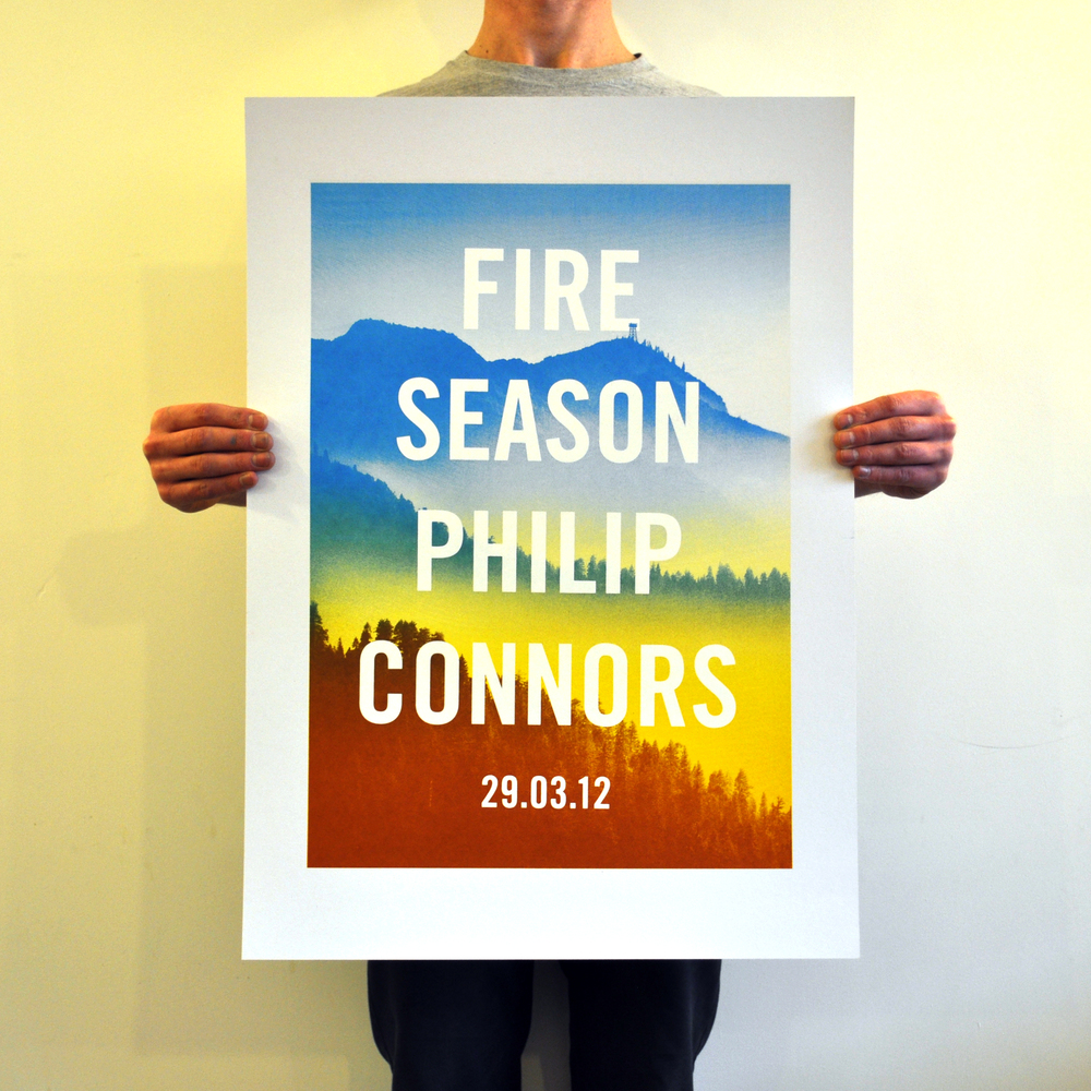Fire Season - Philip Connors/Pan Macmillan