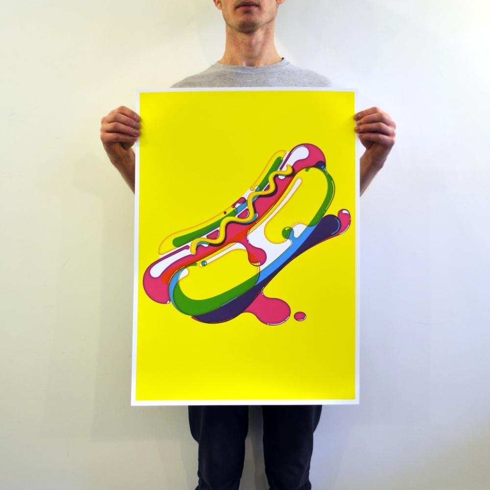 Hotdog - Steve Wilson