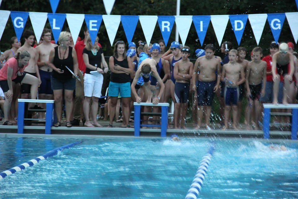 Competitive and recreational swim programs for all ages.