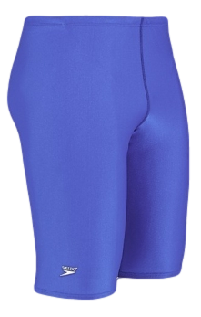 Speedo Xtra Life Lycra Jammer (Sapphire) $39.00 with team logo applied and $34.00 without.     -Xtra Life LYCRA® fiber is engineered to have 5-10 times more durability than ordinary spandex fabrics. -Fabric: 74% Nylon/26% Xtra Life LYCRA® fiber.