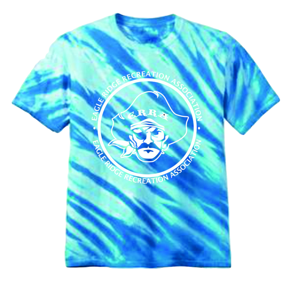 Unisex Tye Dye  $16.00    Show your wild side in this unique tie-dye tee. Starting with prepared for dye blanks ensures vibrant color and a standard fit after washing. 5.4-ounce, 100% cotton. Sewn with cotton thread for a finished look. Double-needle front neck, sleeves and hem.