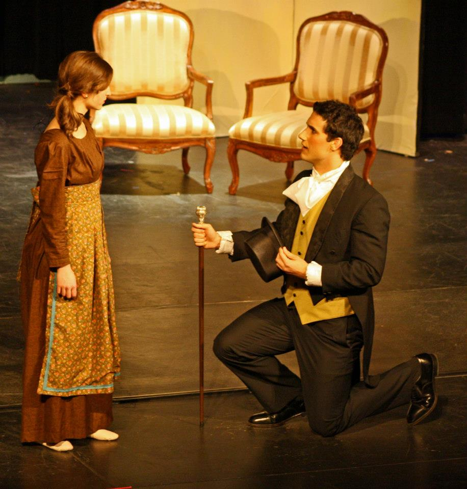 Pride and Prejudice at Kennett Amateur Theatrical Society