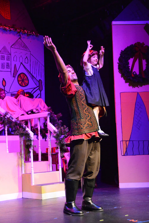 Madeline's Christmas at Theatre Row