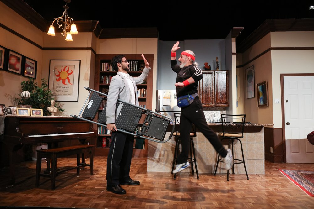 The Tale of the Allergist's Wife at Cape May Stage