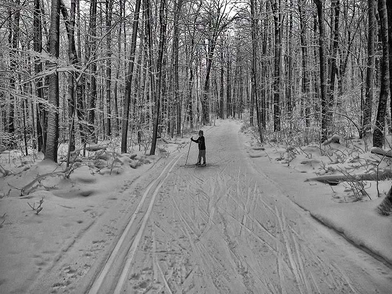 Wolverine Nordic Ski Area-12/30/15