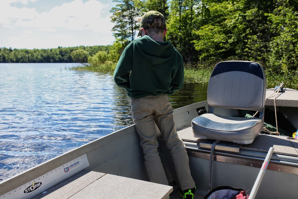 Keeping the water level up in the Flowage
