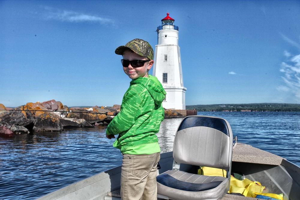 Chequamegon Bay, Lake Superior, Ashland, WI