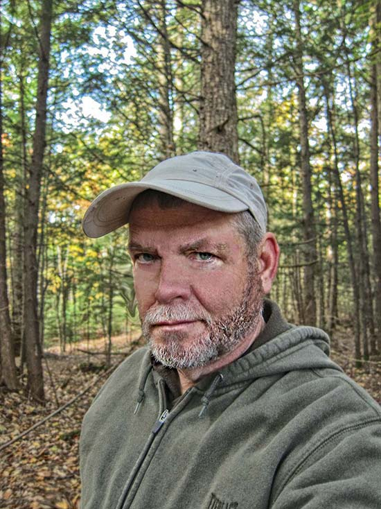 Hapless and Unsuccessful Whitetail Tracker