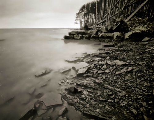 Harman Titan 4x5 Pinhole with Ilford HP5+ developed in HC-11- Dilution B for 5 Minutes.