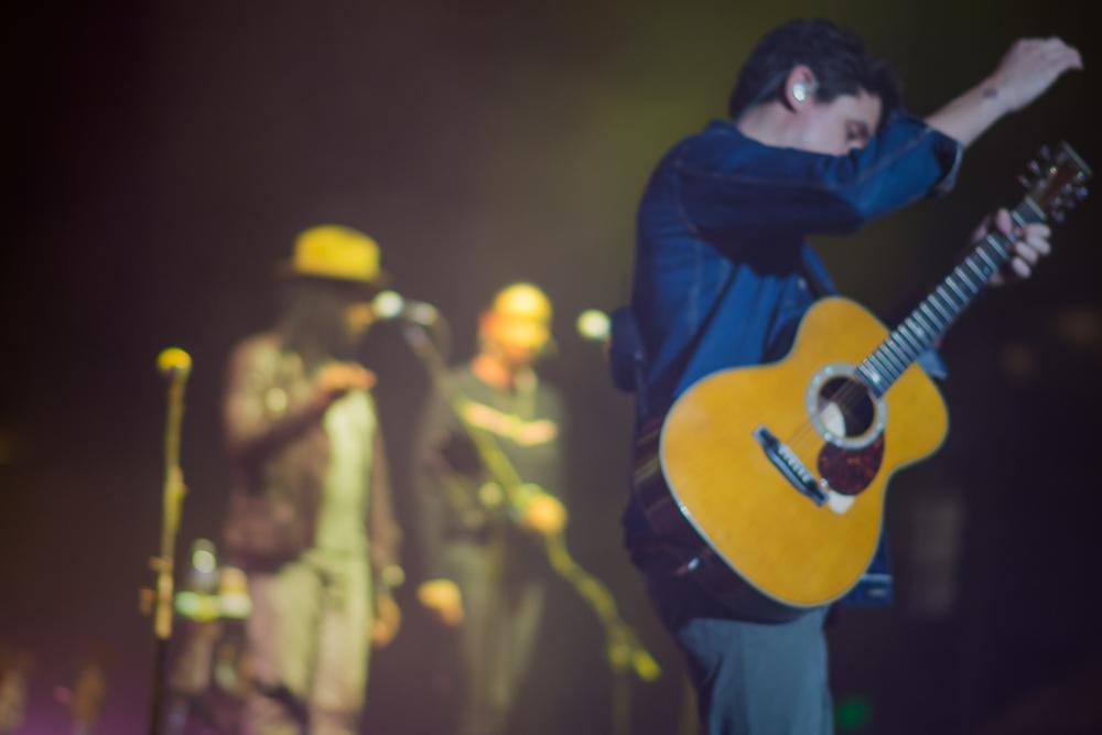 Phillip Phillips & John Mayer @ Baltimore Arena by Tyrone Eaton