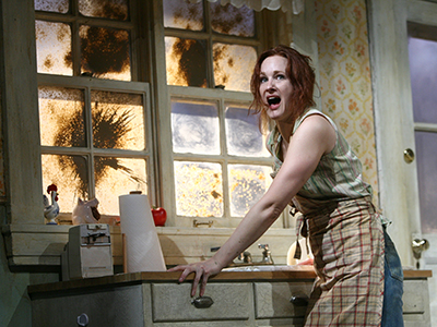 Pig Farm, Assistant Costume Design by Tracey Herman, Costume Design Gregory Gale, Roundabout Theatre Company NYC 2006