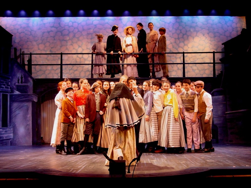 Half a Sixpence, Costume Design by Tracey Herman, The Dalton School NYC