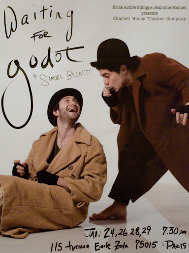 Waiting for Godot, Costume Design by Tracey Herman, New York City and Annenberg Center for the Arts and Sciences, Paris, France