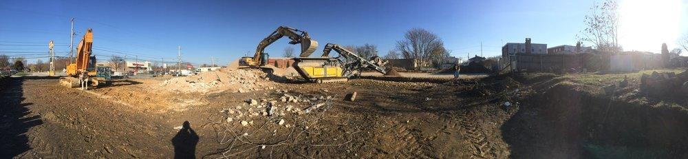 Royal Farms #221 - Crushing & Fill Material