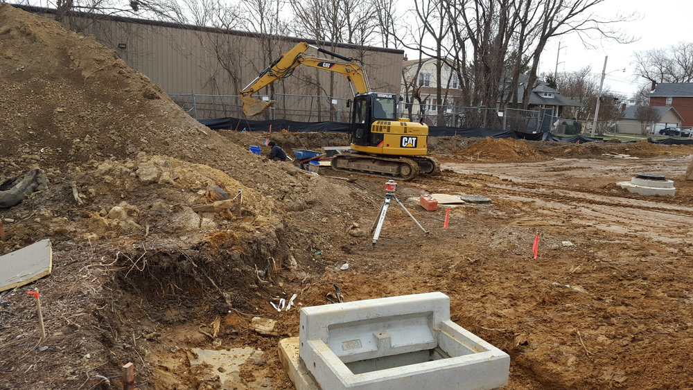 Royal Farms #221 - Storm Sewer Work