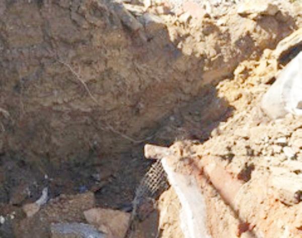 MLK - Foundation Excavation