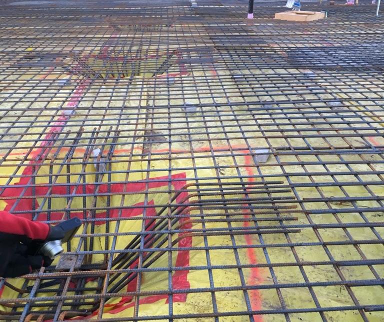 MLK - Slab Ready For Concrete