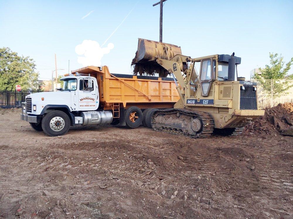 MLK - Site Work Excavation