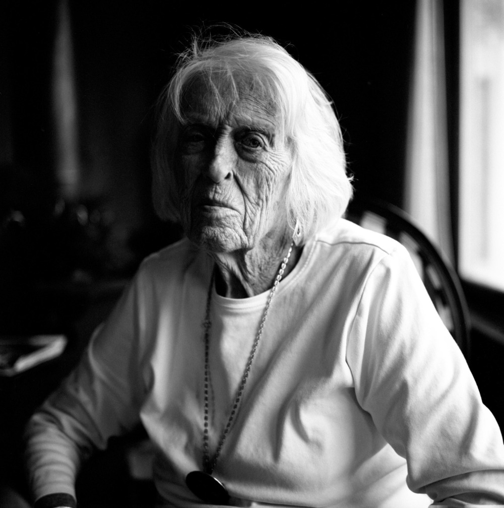 Grandmother at 90, (2011)