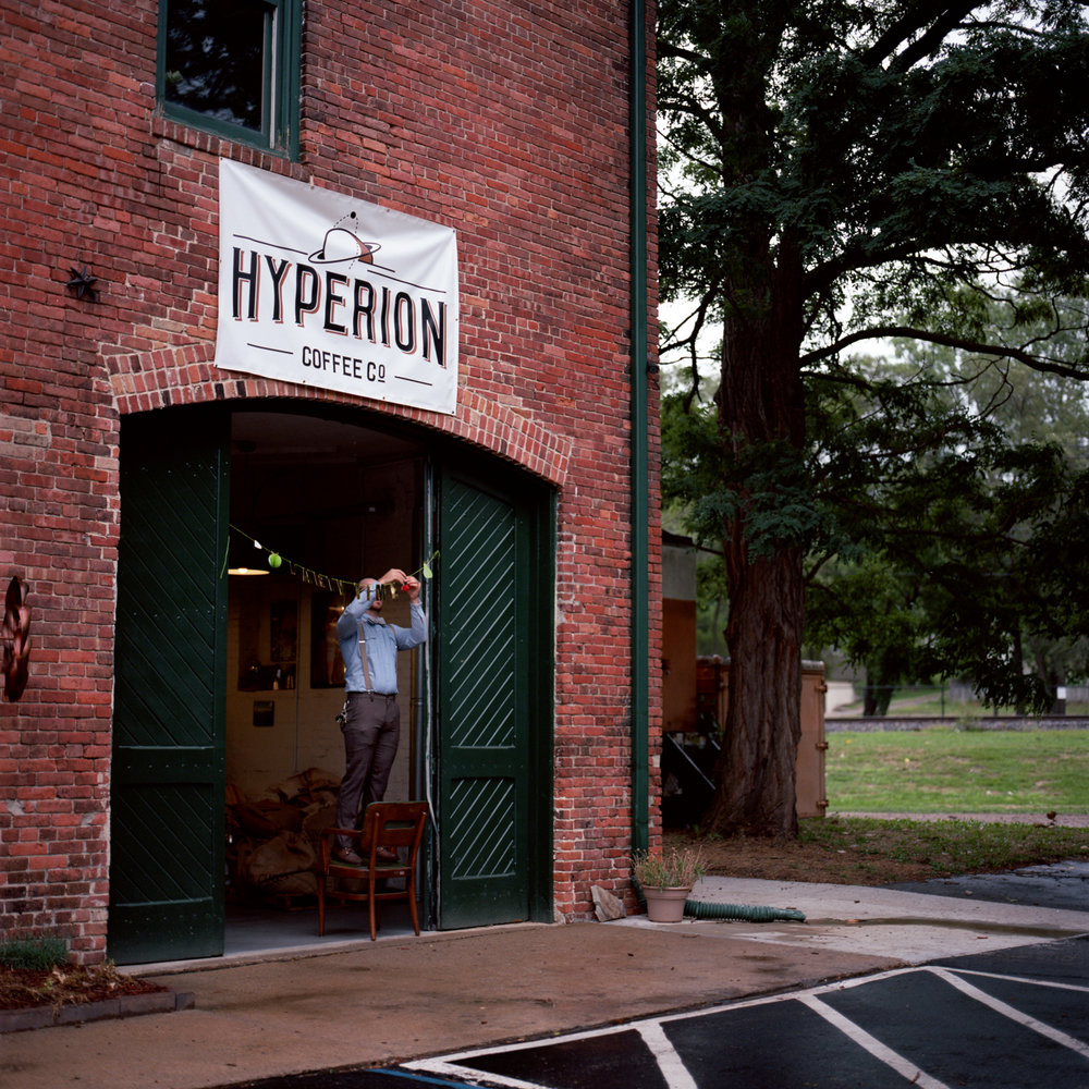 Hyperion Coffee co.