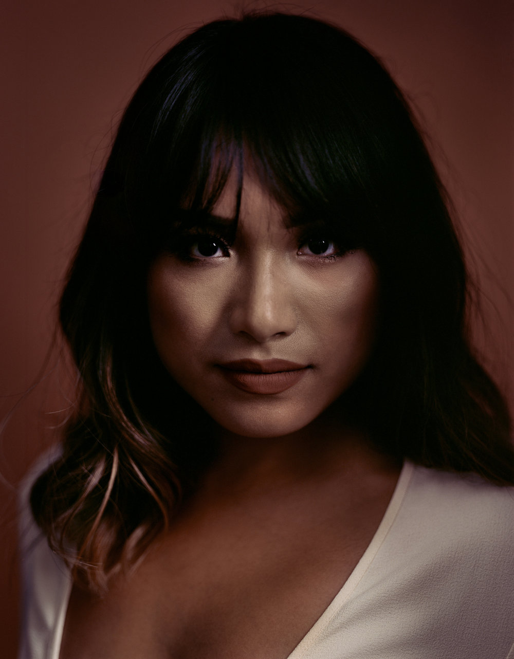 Large format portrait of Nancy Nguyen.