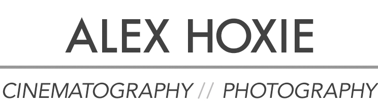 Alex Hoxie photographer cinematographer