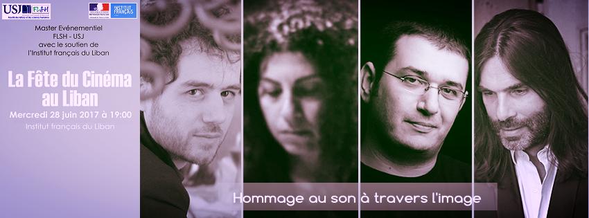 From L to R: Benoit Basirico (moderator), Cynthia Zaven, Emile Aouad, Khaled Mouzannar
