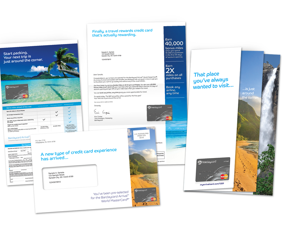 Arrival Direct Mail