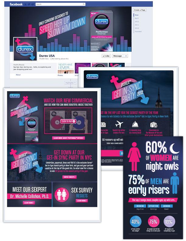 Durex Performax Facebook