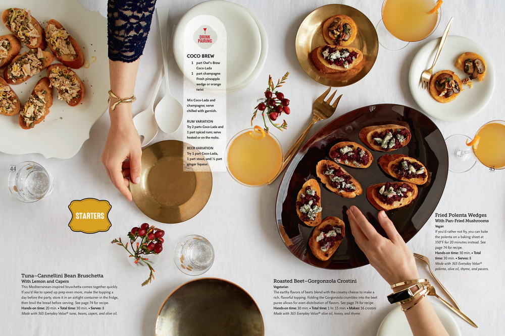 Jim Franco, 2014  Food Styling: Jamie Kimm,Prop Styling: Kaitlyn Du Ross,Wardrobe: Morgan Gibbons