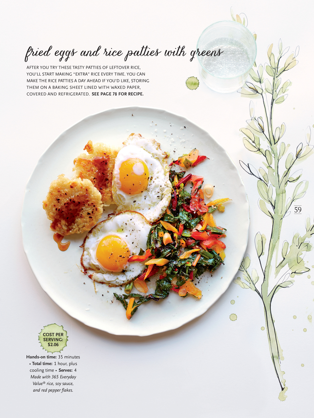 Con Poulos, 2015  Illustrations: Rachel Nosco  Food Styling: Simon Andrews,Prop Styling: Paige Hicks