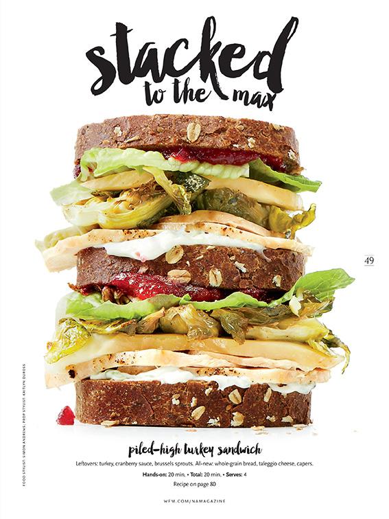 Christopher Testani, 2015  Food Styling: Simon Andrews, Prop Styling: Kaitlyn DuRoss