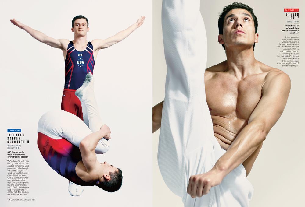 2016 Summer Olympians