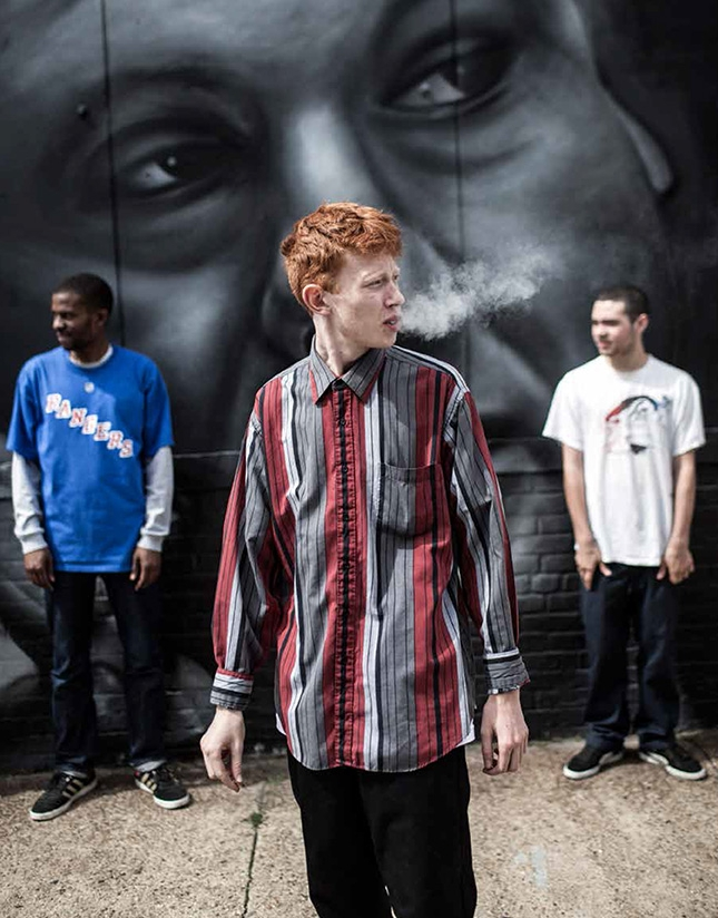 King Krule w/Rat King