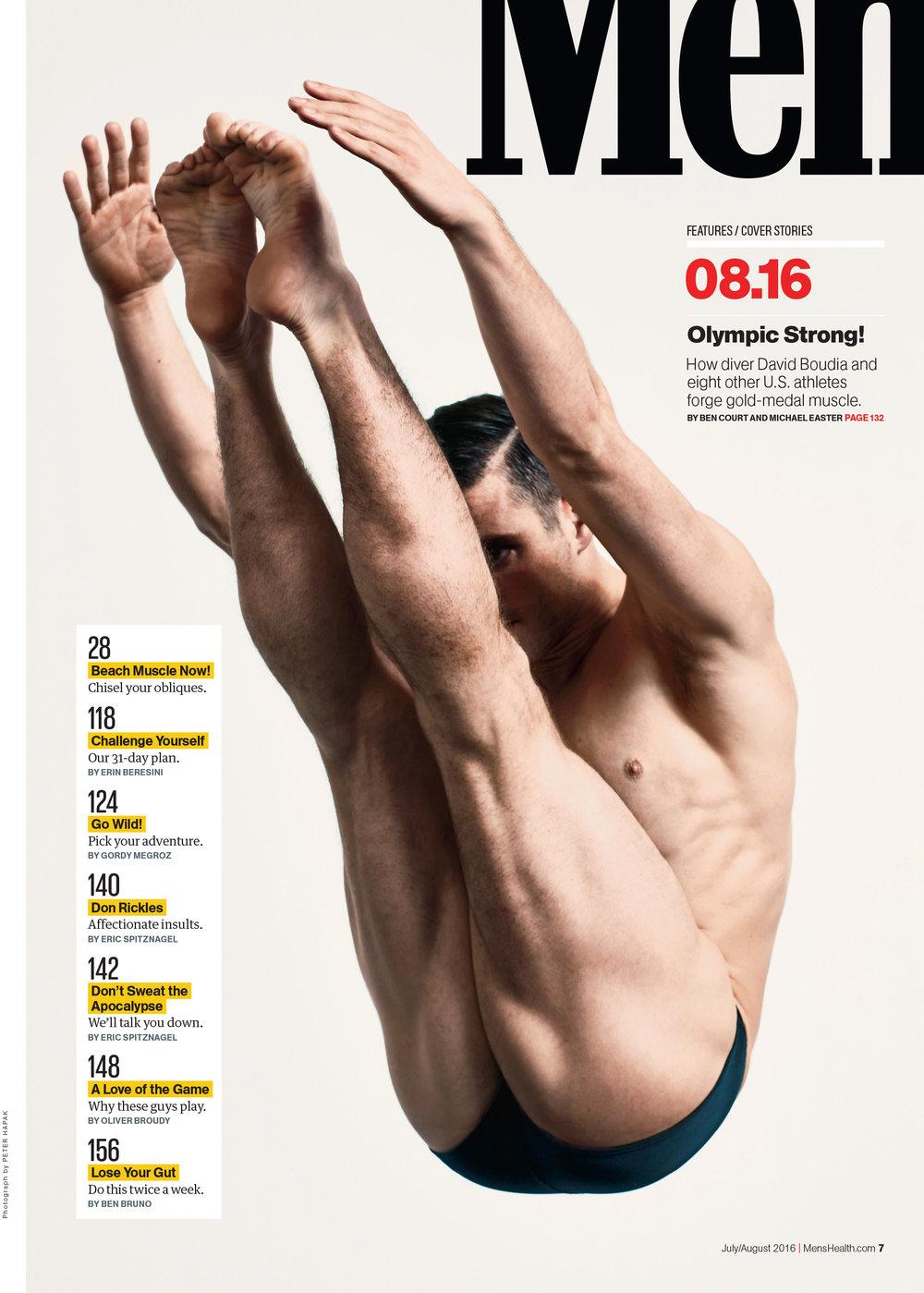 David Boudia, 2016 Summer Olympian