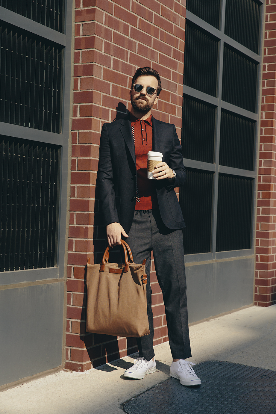 Dan Rookwood of Mr. Porter