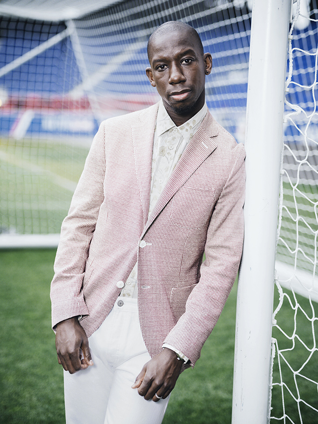 Bradley Wright-Phillips, NY Red Bull's Striker