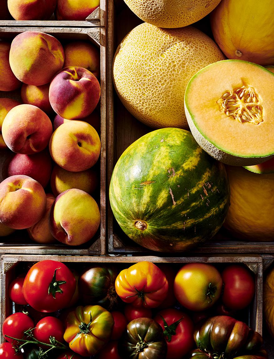 Summer Super Foods